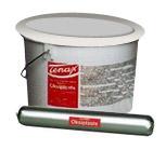 ОКСИПЛАСТ 1К - однокомпонентный полиуретановый герметик холодного отверждения. Деформация до 50%.