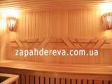 Фото  4 Вагонка вільха вищий сорт. Екологічно чиста деревина ідеально підійде для Вашої лазні і прослужить Вам довгі роки. 247798