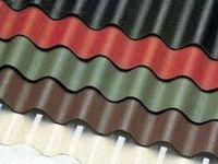 Ондулин Цветовая гамма ондулина:коричневый , зеленый, красный. Продается в комплекте с 20 шт. гвоздей.