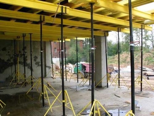 Опалубка строительная. Строительная опалубка. Мы производим опалубку строительную для заливки бетона.