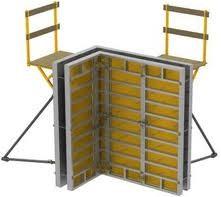 Опалубка вертикальная(стен, колон) Щит стандартный от 900грн. /кв. м.