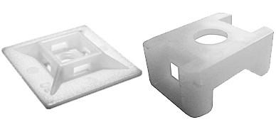 Опора пластиковая 17х23х6 (упаковка 250 шт. ). Цвет: белые.