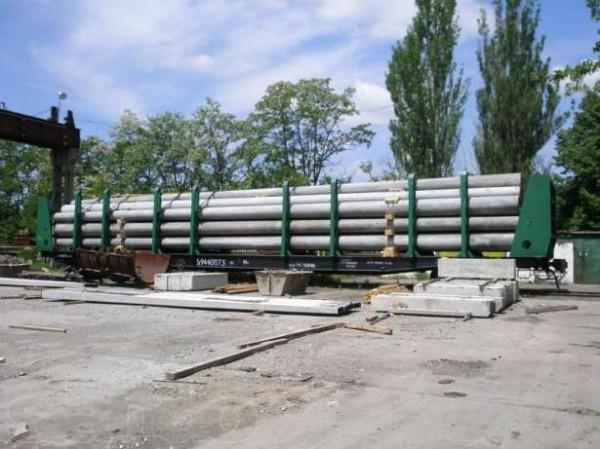 Опора СК 105-12 для строительства линий электрических сетей напряжением 0,4-35 кВ.
