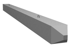 Опора СК120-10 бетонная в ассортименте