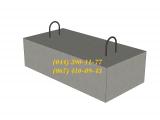 Фото  1 Опорная подушка бетонная ОП 6-2, большой выбор ЖБИ. Доставка в любую точку Украины. 1941226