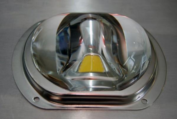 Оптика для светодиодов 10Вт, 20 Вт, 50 Вт и 100 Вт.