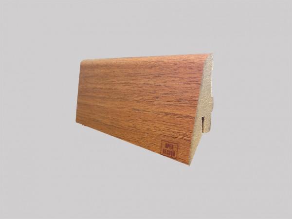 Плинтус МДФ Супер Профиль орех лесной 19*55*2800