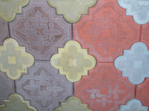 Ориент(Краковская) 11 пар. на 1 кв. м толщина 4,5 см, цвета:желтый, черный, красный, коричневый, серый