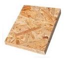 OSB (Oriented strand board) или ОСП (ориентированно-стру жечная плита)