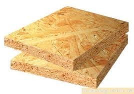 OSB плита толщиной 9.5мм в листе 3м2 Размер 1.22*2.44 КАНАДА
