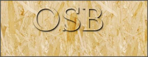 OSB_, ДСП, ДВП