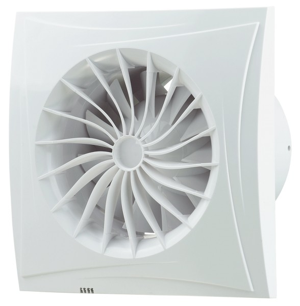 Осевой малошумный вентилятор Blauberg Sileo 125