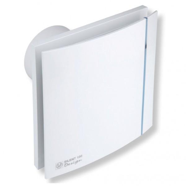 Осевой вентилятор с низким уровнем шума Silent 200 cz design 3C