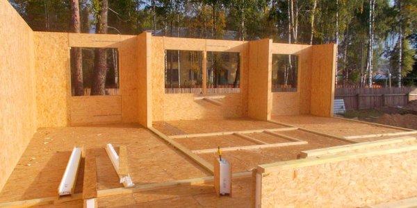 Фото 4 СІП СІП SIP, Сендвіч панелі Виготовлення Продаж Монтаж Будівництво 338371