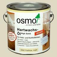 Osmo Hartwachs-Ol Original Осмо масло с воском для паркета 3032/3062/3065