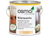 Фото  1 Osmo Klarwachs 10л масло з твердим воском для твердих порід деревини 1101 2364082
