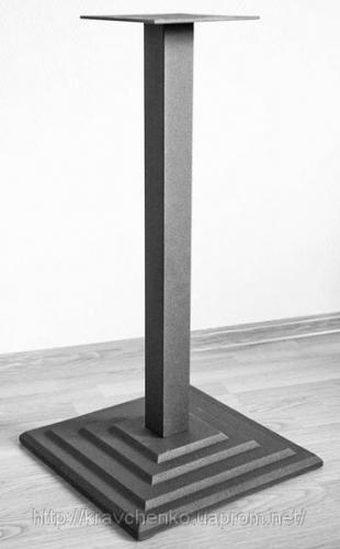 Основа для стола Рона SQ 60 (опора, подстолье, база, основание)