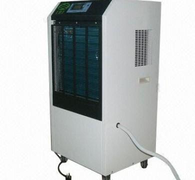 Celsius MDH120 - мобильный, передвижной осушитель воздуха. Производительность 120 л/сут.