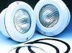 Освещение бассейна Прожекторы из пластика; Прожекторы из бронзы и нержавеющей стали; Трансформаторы; Комплектующие.