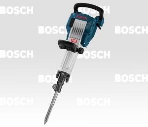 Отбойный молоток GSH 16-30, патрон 30мм с внутр. шестигранником, 1750W, 1300уд/мин, 45J, 16.5кг, 0611335100, Bosch