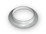 Фото  1 Кольцо с отбортовкой н/ж 48,3х2 AISI 304 (08Х18Н10) 1907774