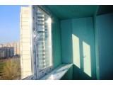 Отделка балкона гипсокартоном под покраску и под обои