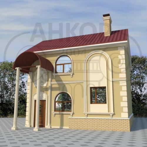 Отделка фасада Архитектурный декор. Проектирование изготовление. www. artfasad. com