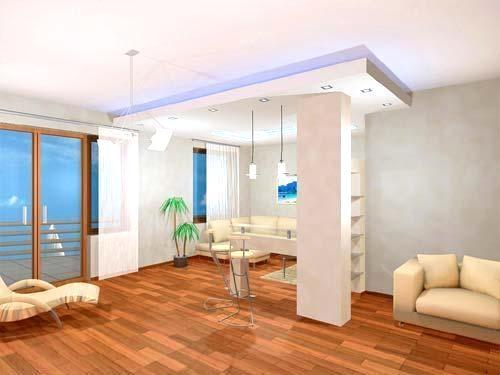 Отделка квартиры недорого Комплексный и частичный ремонт