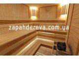 Фото  3 Полки в бане из ольхового бруса. Сухой. Шлифованный. Большой выбор длин. 3383944