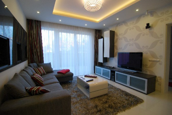 Отделка и дизайн реальных квартирах
