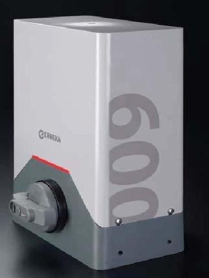 Откатой привод 230V, со встроенным блоком управления , вес до 600 кг Пара фотоэлементов 2 пульта ДУ