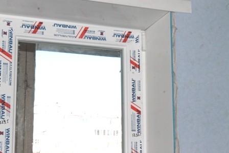 Откосы на металлопластиковые окна