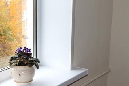 Откосы на окна недорого