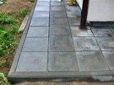 Фото  1 Цементно-стружечная плита для изготовления отмостки и садовых дорожек, толщина 24, 30, 36,40 мм 1951291