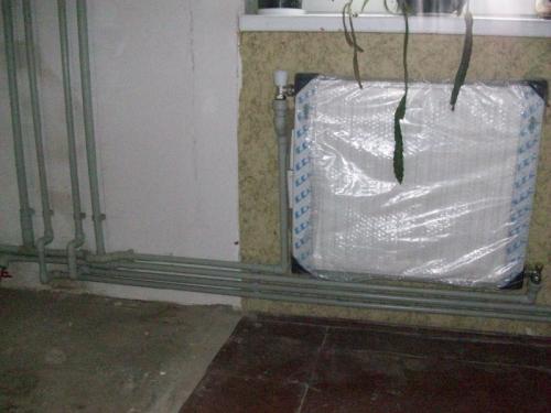 Отопление в доме и установка радиаторов