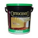 Ottocento – это паропроницаемое покрытие на основе смол в водной дисперсии и специальных металлических пигментов.