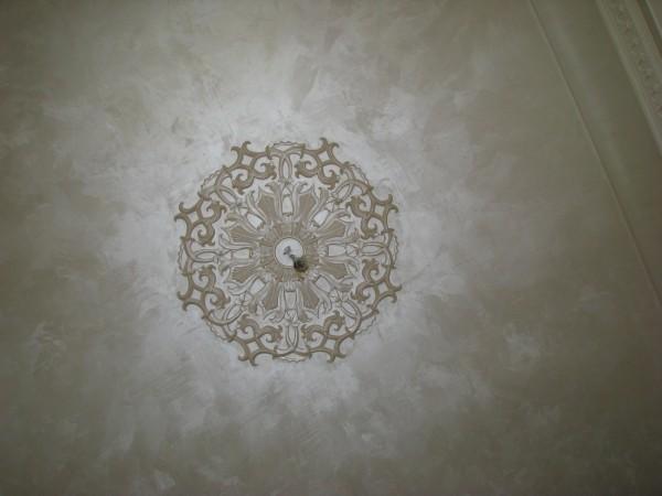 Отточенто, потолки Oikos Италия (стоимость материала и работы)