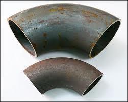 Отвод крутоизогнутый стальной ДУ 350/377х10