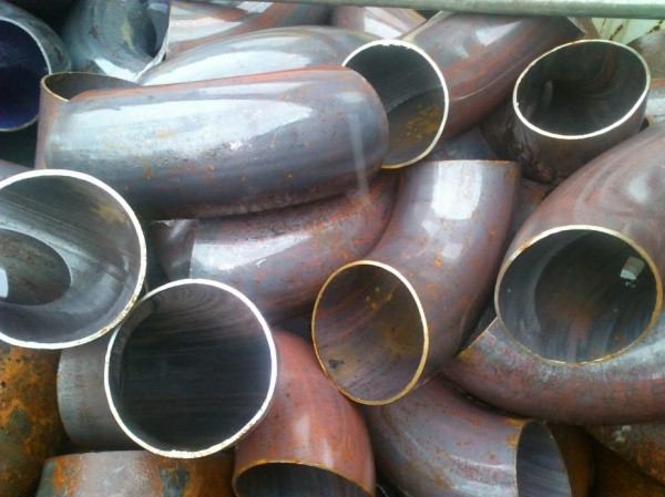 Отвод стальной, крутоизогнутый, Ду 32мм. , 90 , используется для трубопроводов.