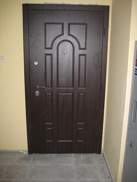 входные двери толщина 100