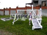 Детская площадка в украинском стиле купить