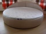 Круглая кровать Луна. Кровать круглая. Изготовление круглых кроватей.