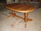 Фото 2 Доступный Кухонный стол, массив Дуба. 125587