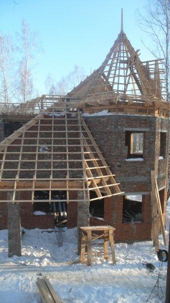 Фото 6 Комплексное строительство домов, дач, коттеджей. 322973