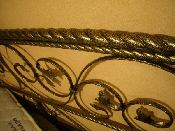 Фото 4 Кровати с элементами ковки . 236574