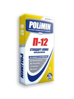 Фото  1 Polimin П-12 Клей для плитки 1811836