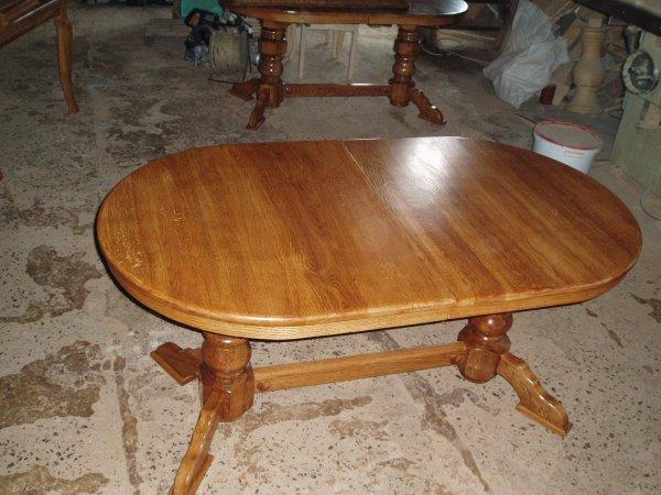 Фото 4 Доступный Кухонный стол, массив Дуба. 125587