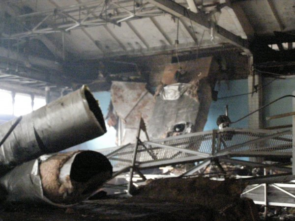 Фото 2 Покраска металлоконструкций промышленный альпинизм киев область 323735