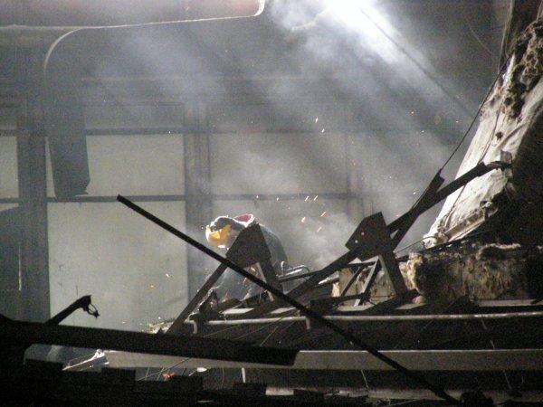 Фото 3 Покраска металлоконструкций промышленный альпинизм киев область 323735