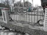 ограждения кованые днепропетровск